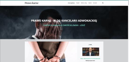 Prawo karne - blog
